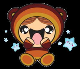 Lilipops - Yoko sticker #3220794