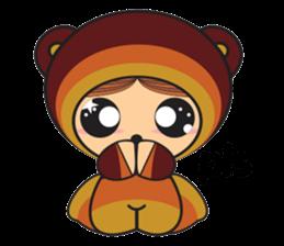 Lilipops - Yoko sticker #3220799