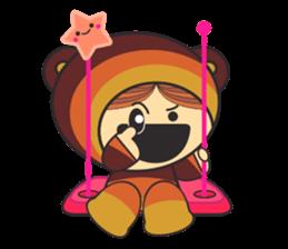 Lilipops - Yoko sticker #3220801