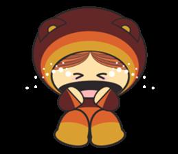 Lilipops - Yoko sticker #3220803