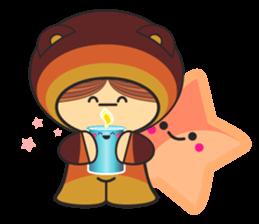 Lilipops - Yoko sticker #3220805