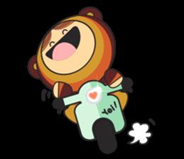 Lilipops - Yoko sticker #3220808