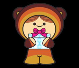 Lilipops - Yoko sticker #3220809