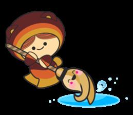 Lilipops - Yoko sticker #3220813