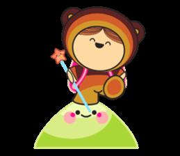 Lilipops - Yoko sticker #3220814