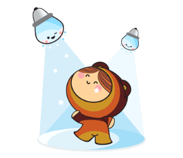 Lilipops - Yoko sticker #3220815