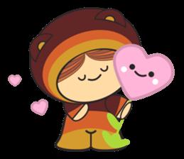 Lilipops - Yoko sticker #3220817