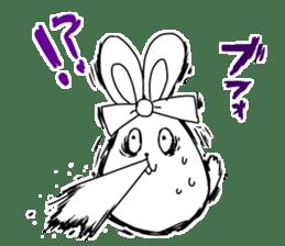FUJOSHI Sticker 2 sticker #3226664