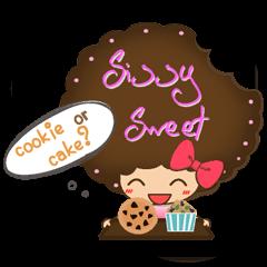 Sissy Sweet : Cookie Girl