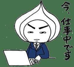 Mr.Onion sticker #3238301