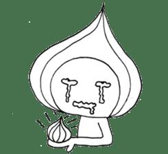Mr.Onion sticker #3238306