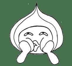 Mr.Onion sticker #3238313