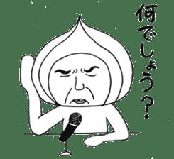 Mr.Onion sticker #3238322