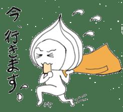 Mr.Onion sticker #3238333