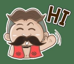 Mr.Nuadkhem (English language) sticker #3241580