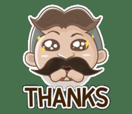 Mr.Nuadkhem (English language) sticker #3241581