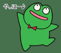 Kerokichi and friends sticker #3243659