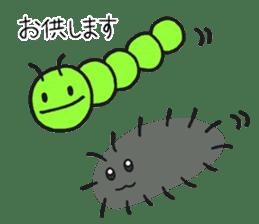 Kerokichi and friends sticker #3243660