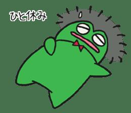 Kerokichi and friends sticker #3243661