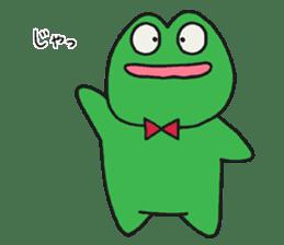 Kerokichi and friends sticker #3243662