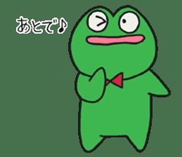 Kerokichi and friends sticker #3243664