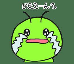 Kerokichi and friends sticker #3243670