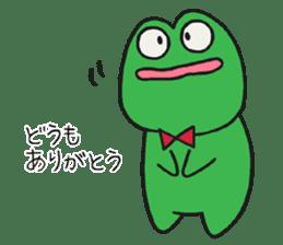 Kerokichi and friends sticker #3243676