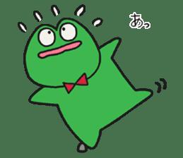 Kerokichi and friends sticker #3243681