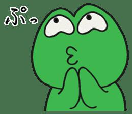 Kerokichi and friends sticker #3243684
