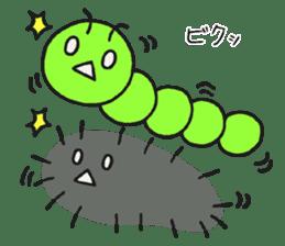 Kerokichi and friends sticker #3243686