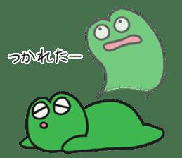 Kerokichi and friends sticker #3243692