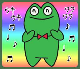 Kerokichi and friends sticker #3243696