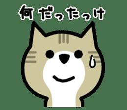 Bad bad cats sticker #3250151