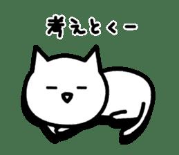 Bad bad cats sticker #3250177