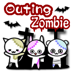 Outing zombie(English ver)