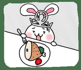 Miss Go, the Beauty Queen (Eng) Ver.1 sticker #3255938