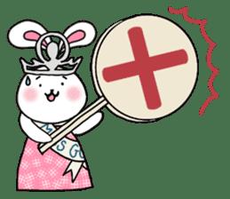 Miss Go, the Beauty Queen (Eng) Ver.1 sticker #3255956