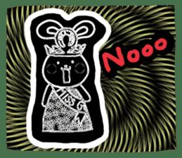 Miss Go, the Beauty Queen (Eng) Ver.1 sticker #3255962