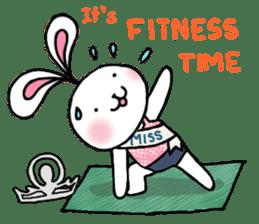 Miss Go, the Beauty Queen (Eng) Ver.1 sticker #3255963