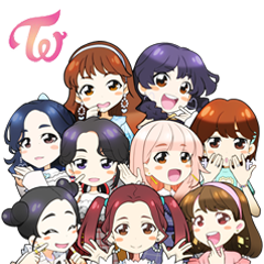 "TWICE ""Candy Pop"""