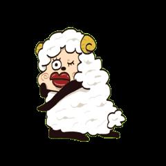 Maria of the sheep