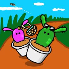 I am  a cactus