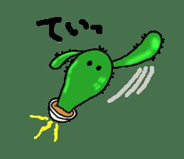 I am  a cactus sticker #3270126