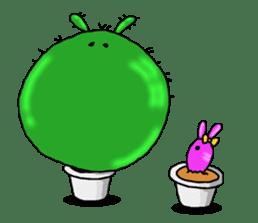 I am  a cactus sticker #3270139
