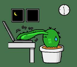 I am  a cactus sticker #3270143