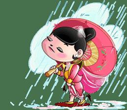 The Splendid Myanmar sticker #3270331