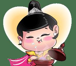 The Splendid Myanmar sticker #3270336