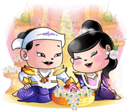 The Splendid Myanmar sticker #3270356