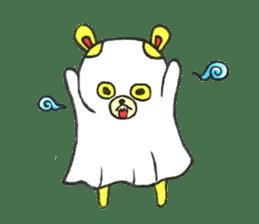 JAMIE THE HAPPY BEAR sticker #3273479
