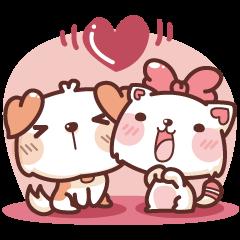 Chubby Cat & Puffy Dog (EN)